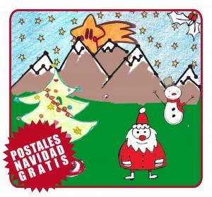 Diloprint Regala 10 Postales de Navidad Gratis