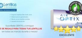 10 Euros de Descuento durante 2 meses en tus lentillas