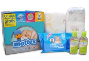 Muestras gratis bebes canastilla Moltex