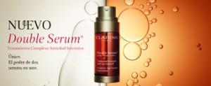 muestras gratis clarins double serum