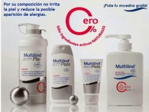 muestras gratis cremas multilind