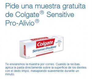 muestras-gratis-colgate-sensitive-pro-alivio
