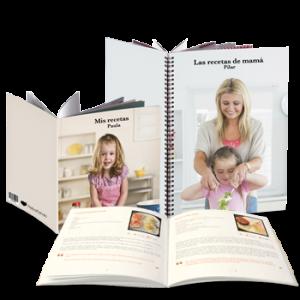 Libro de recetas de cocina personalizado gratis con for Libros de cocina gratis