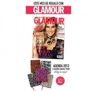 Regalos Revistas Glamour Diciembre 2012