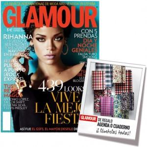 regalos revistas glamour diciembre 2013