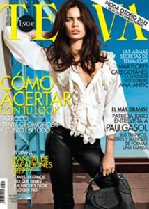 Telva te regala un maxi-bolso con su revista de agosto 2012
