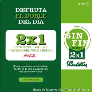 Rodilla 2x1 Sin Fin De Mes